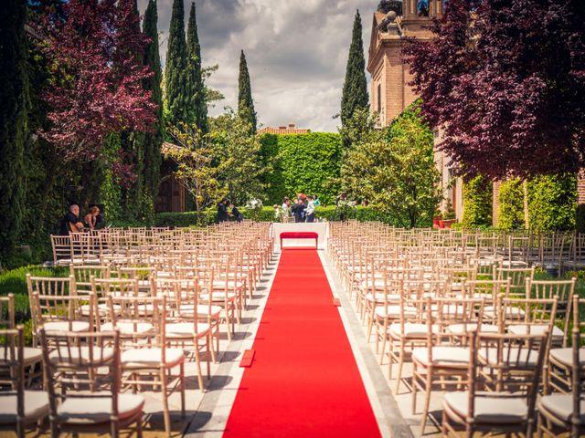 La boda de Carlos y Alba en Boadilla Del Monte, Madrid 40