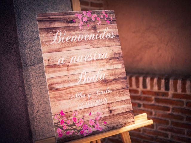 La boda de Carlos y Alba en Boadilla Del Monte, Madrid 43