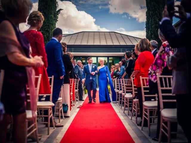 La boda de Carlos y Alba en Boadilla Del Monte, Madrid 44