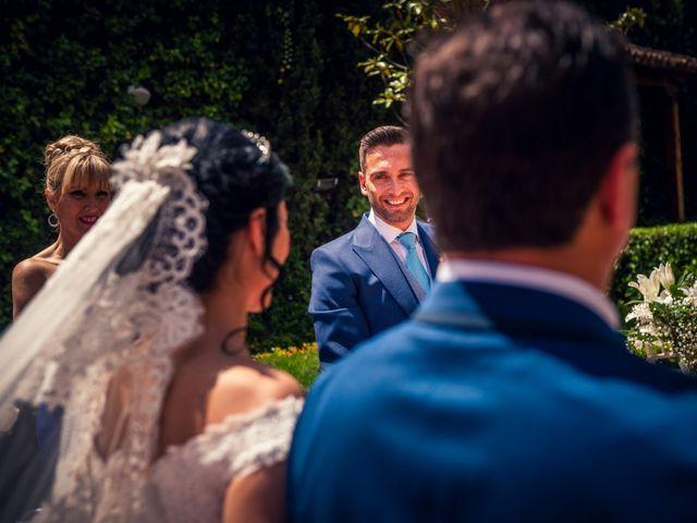 La boda de Carlos y Alba en Boadilla Del Monte, Madrid 47