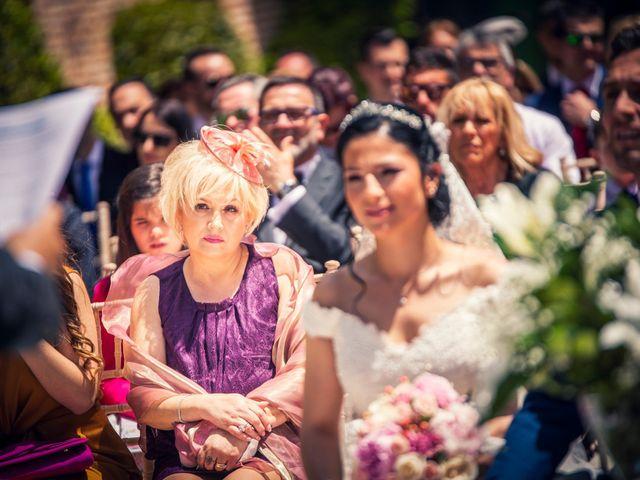 La boda de Carlos y Alba en Boadilla Del Monte, Madrid 48