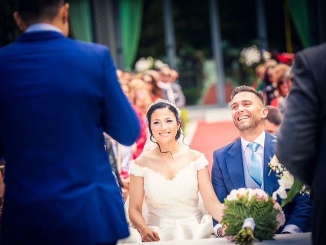 La boda de Carlos y Alba en Boadilla Del Monte, Madrid 50