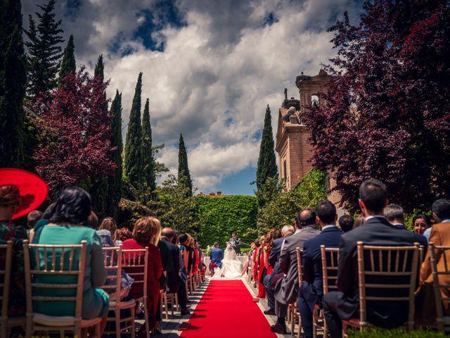 La boda de Carlos y Alba en Boadilla Del Monte, Madrid 52