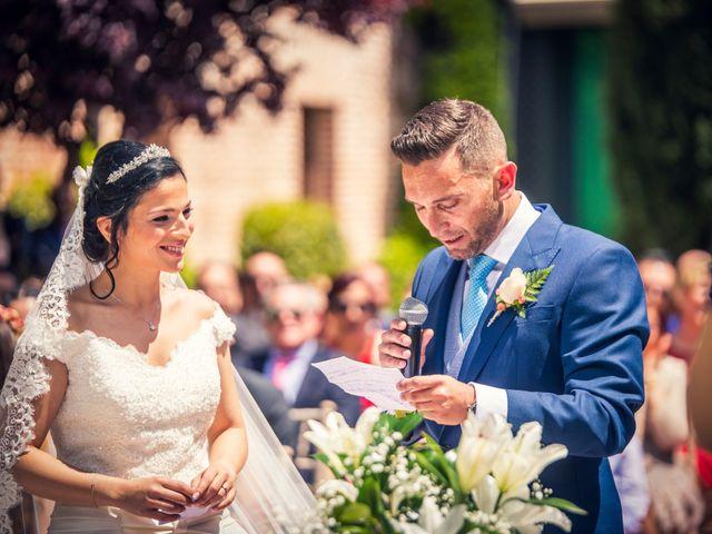 La boda de Carlos y Alba en Boadilla Del Monte, Madrid 54