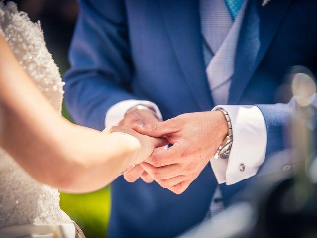 La boda de Carlos y Alba en Boadilla Del Monte, Madrid 56