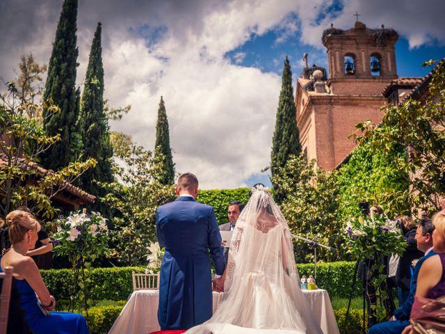 La boda de Carlos y Alba en Boadilla Del Monte, Madrid 57