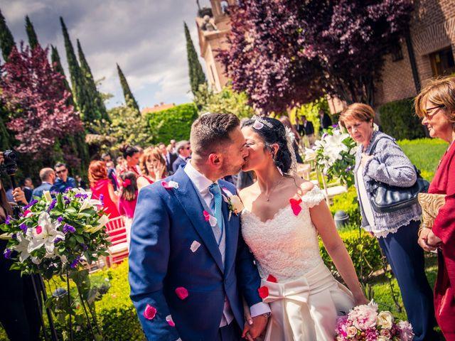 La boda de Carlos y Alba en Boadilla Del Monte, Madrid 59