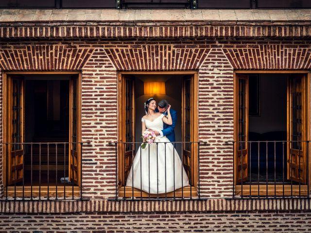 La boda de Carlos y Alba en Boadilla Del Monte, Madrid 62