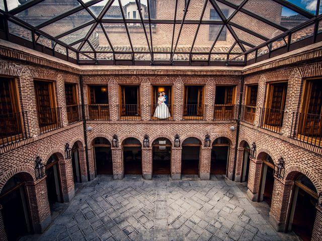La boda de Carlos y Alba en Boadilla Del Monte, Madrid 63
