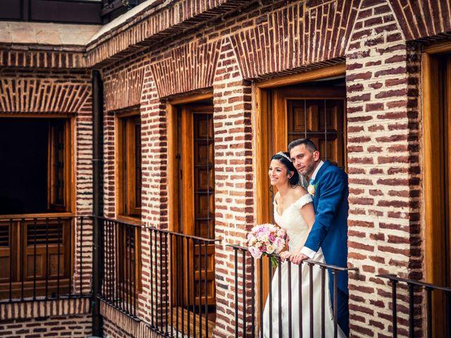 La boda de Carlos y Alba en Boadilla Del Monte, Madrid 64