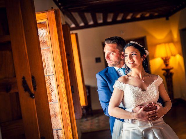 La boda de Carlos y Alba en Boadilla Del Monte, Madrid 65