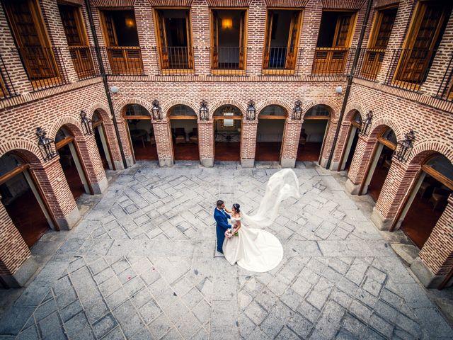 La boda de Carlos y Alba en Boadilla Del Monte, Madrid 66