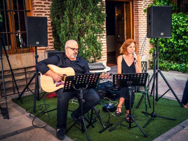 La boda de Carlos y Alba en Boadilla Del Monte, Madrid 75