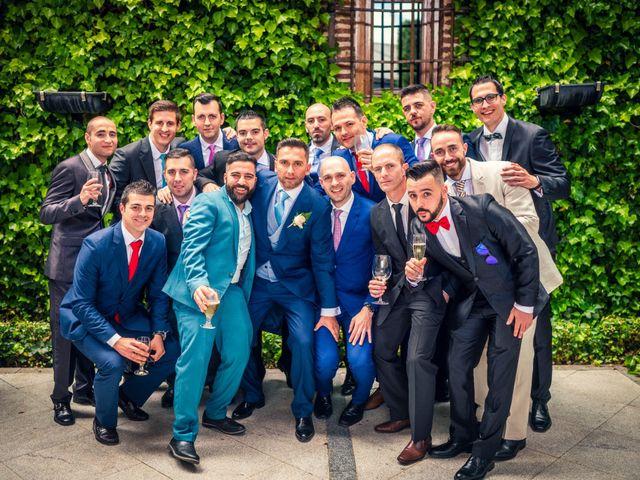 La boda de Carlos y Alba en Boadilla Del Monte, Madrid 79