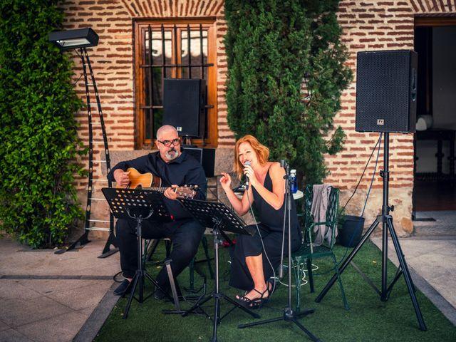 La boda de Carlos y Alba en Boadilla Del Monte, Madrid 83