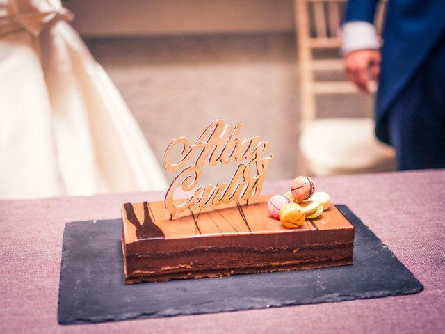 La boda de Carlos y Alba en Boadilla Del Monte, Madrid 90