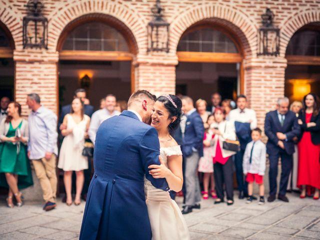 La boda de Carlos y Alba en Boadilla Del Monte, Madrid 94