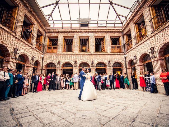 La boda de Carlos y Alba en Boadilla Del Monte, Madrid 95