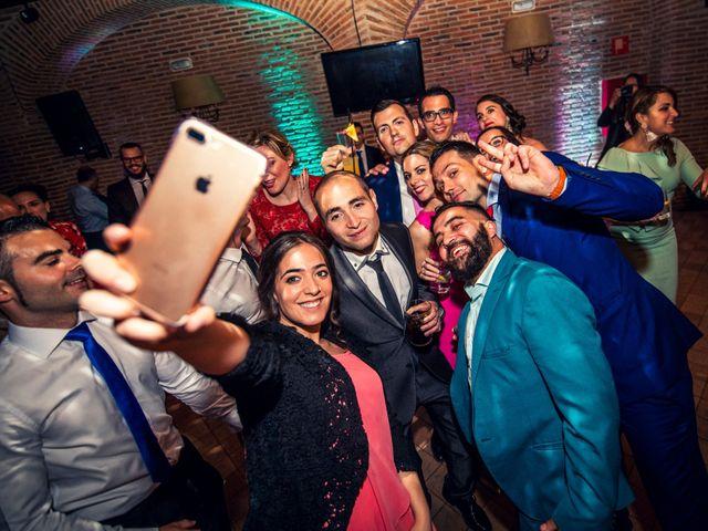 La boda de Carlos y Alba en Boadilla Del Monte, Madrid 100