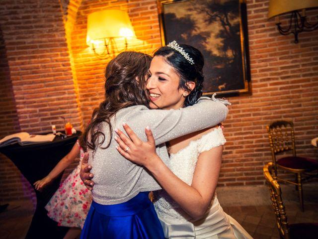 La boda de Carlos y Alba en Boadilla Del Monte, Madrid 101