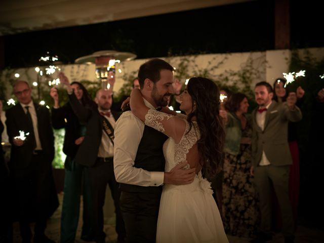 La boda de Bárbara y Álex