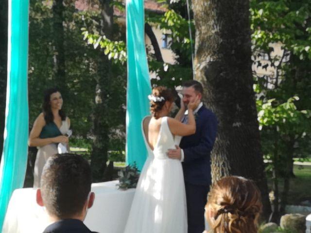 La boda de Javier  y Lara  en Plasencia, Cáceres 1