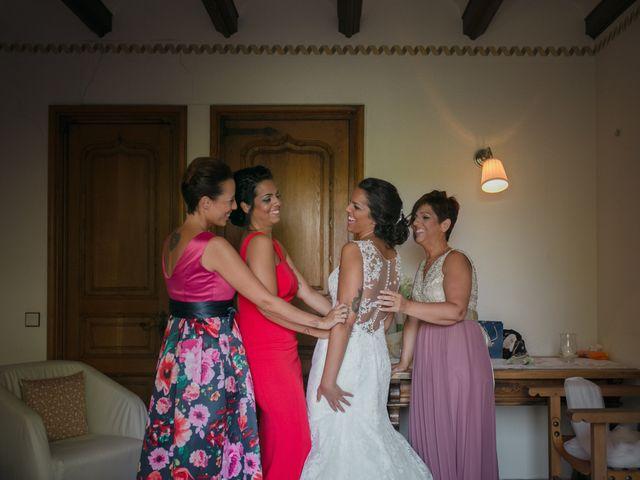 La boda de Tamara y Mireia en Olerdola, Barcelona 29
