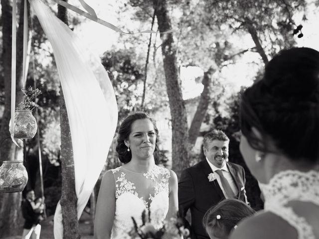 La boda de Tamara y Mireia en Olerdola, Barcelona 39