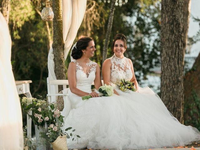 La boda de Tamara y Mireia en Olerdola, Barcelona 41