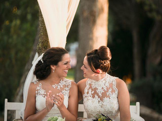 La boda de Tamara y Mireia en Olerdola, Barcelona 47
