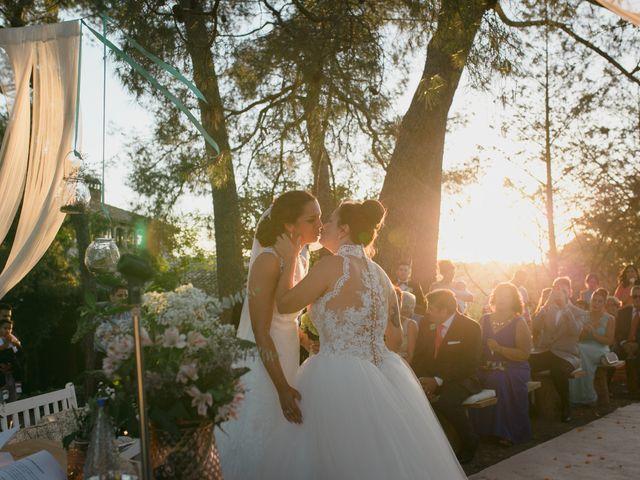 La boda de Tamara y Mireia en Olerdola, Barcelona 48