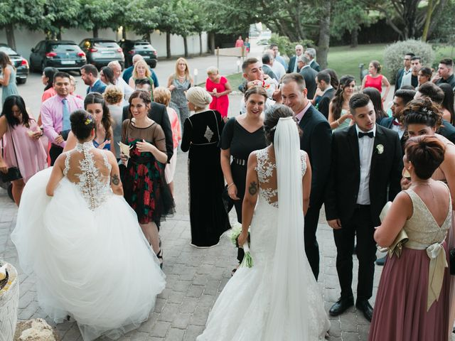 La boda de Tamara y Mireia en Olerdola, Barcelona 51