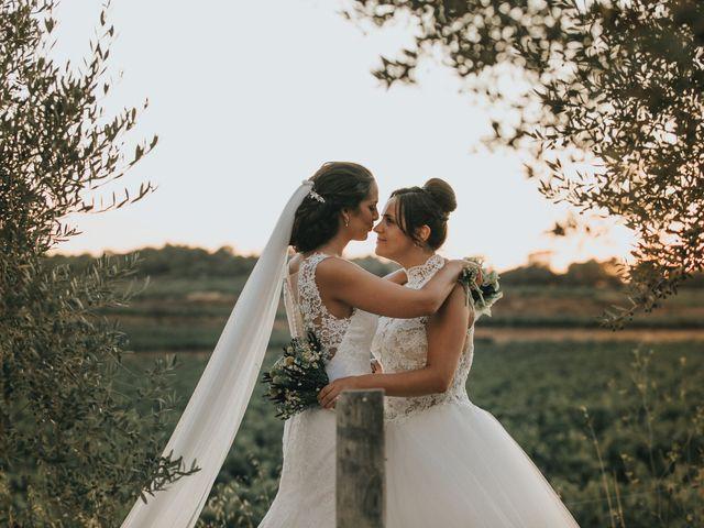 La boda de Tamara y Mireia en Olerdola, Barcelona 52