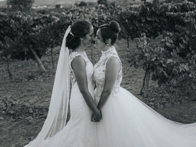 La boda de Tamara y Mireia en Olerdola, Barcelona 55