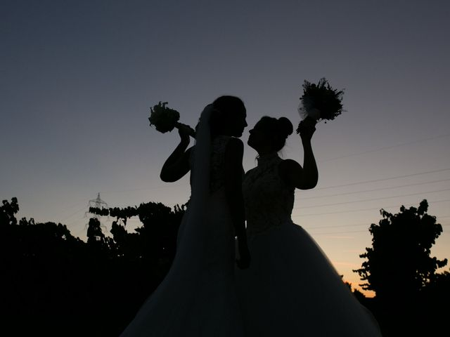 La boda de Tamara y Mireia en Olerdola, Barcelona 58