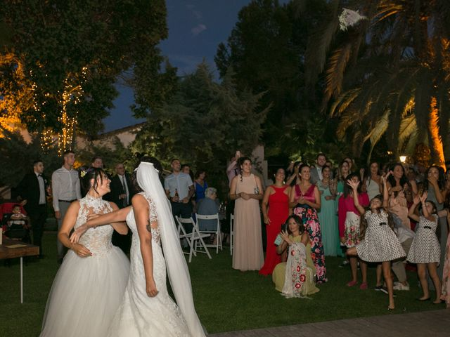 La boda de Tamara y Mireia en Olerdola, Barcelona 60