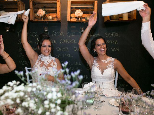 La boda de Tamara y Mireia en Olerdola, Barcelona 67