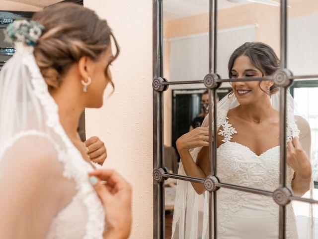 La boda de Fernando y Beatriz en Ucles, Cuenca 21