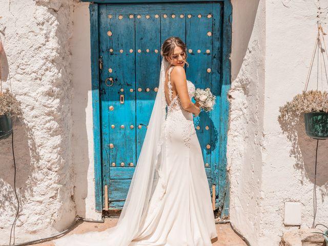 La boda de Fernando y Beatriz en Ucles, Cuenca 23