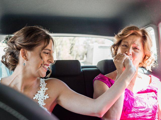 La boda de Fernando y Beatriz en Ucles, Cuenca 24