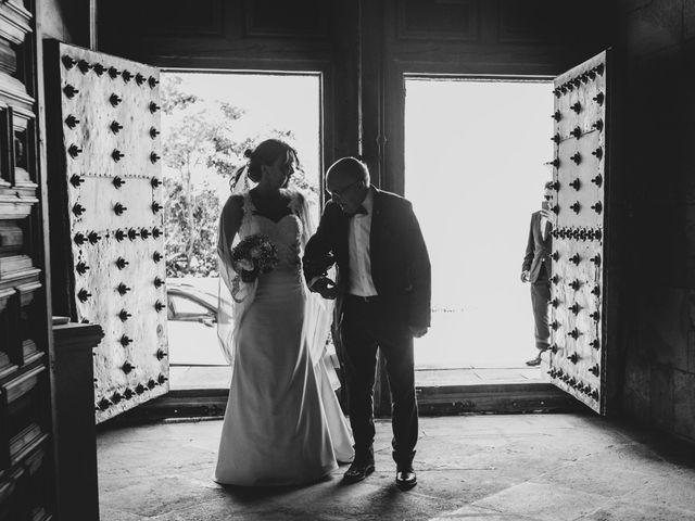 La boda de Fernando y Beatriz en Ucles, Cuenca 26