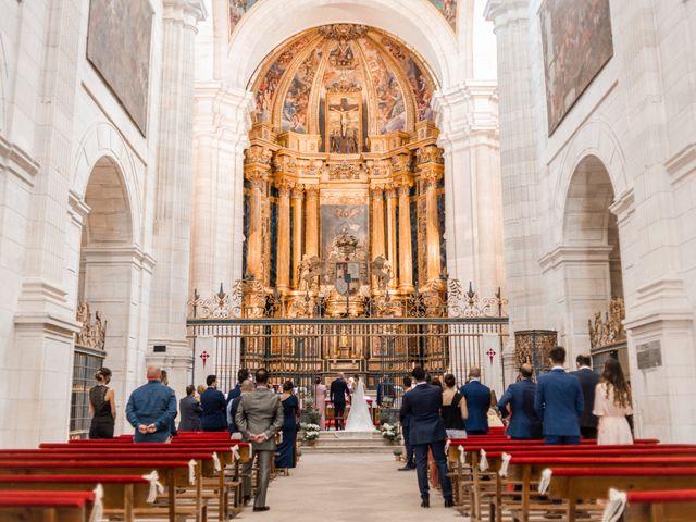 La boda de Fernando y Beatriz en Ucles, Cuenca 27