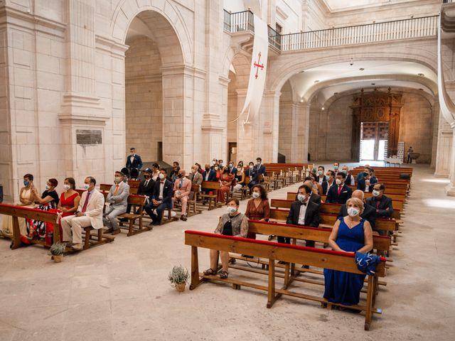 La boda de Fernando y Beatriz en Ucles, Cuenca 28