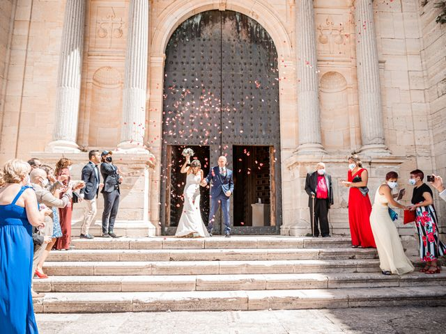La boda de Fernando y Beatriz en Ucles, Cuenca 30
