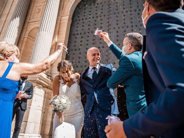 La boda de Fernando y Beatriz en Ucles, Cuenca 33