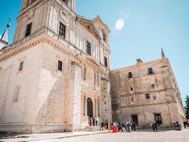 La boda de Fernando y Beatriz en Ucles, Cuenca 37