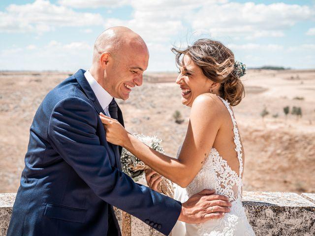 La boda de Fernando y Beatriz en Ucles, Cuenca 38