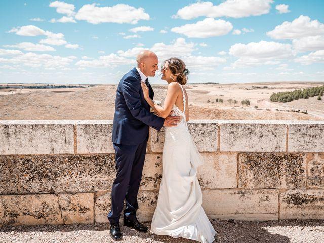 La boda de Fernando y Beatriz en Ucles, Cuenca 39