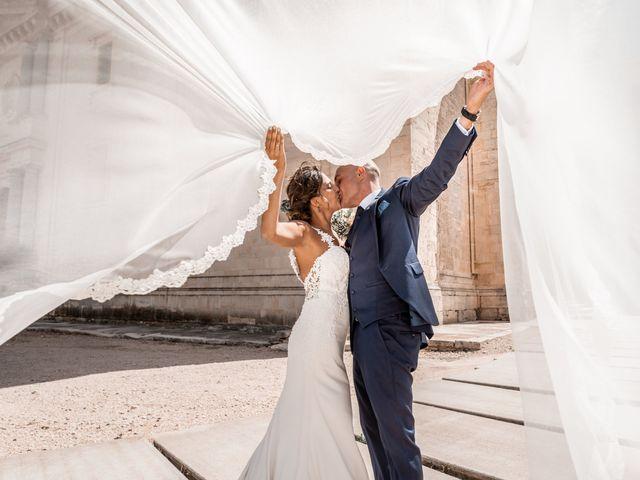 La boda de Fernando y Beatriz en Ucles, Cuenca 1