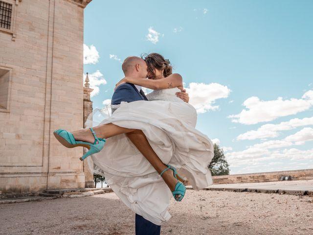 La boda de Fernando y Beatriz en Ucles, Cuenca 41